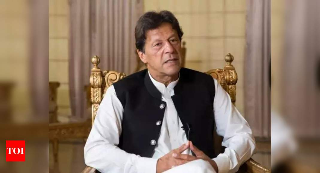 Pakistan PM calls on Sri Lankan president; discusses bilateral ties – Times of India