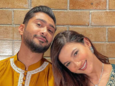Gauahar-Zaid's post-wedding pics spell love