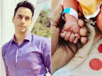 Waseem Mushtaq ready to take up daddy duties
