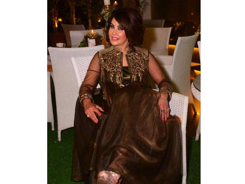 Vanndana Vaadera turned 50 recently and hosted a birthday bash for her friends