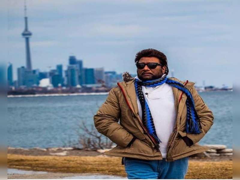 File photo of Punjabi singer Sardool Sikander