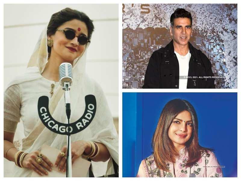 'Gangubai Kathiawadi': Akshay Kumar, Priyanka Chopra, and others are all praise for the brilliant teaser of the Alia Bhatt starrer