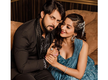 Monalisa shares an adorable photo with husband Vikrant Singh Rajput
