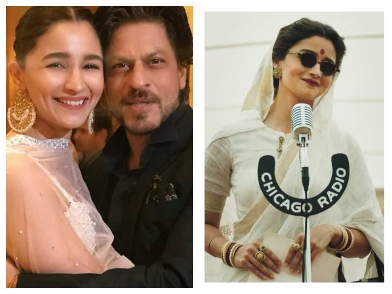 Shah Rukh Khan sends his love and wishes for Alia Bhatt starrer 'Gangubai Kathiawadi': I always look forward to your work as an actor 'little one'