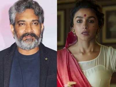 Rajamouli praises Alia for 'Gangubai' teaser