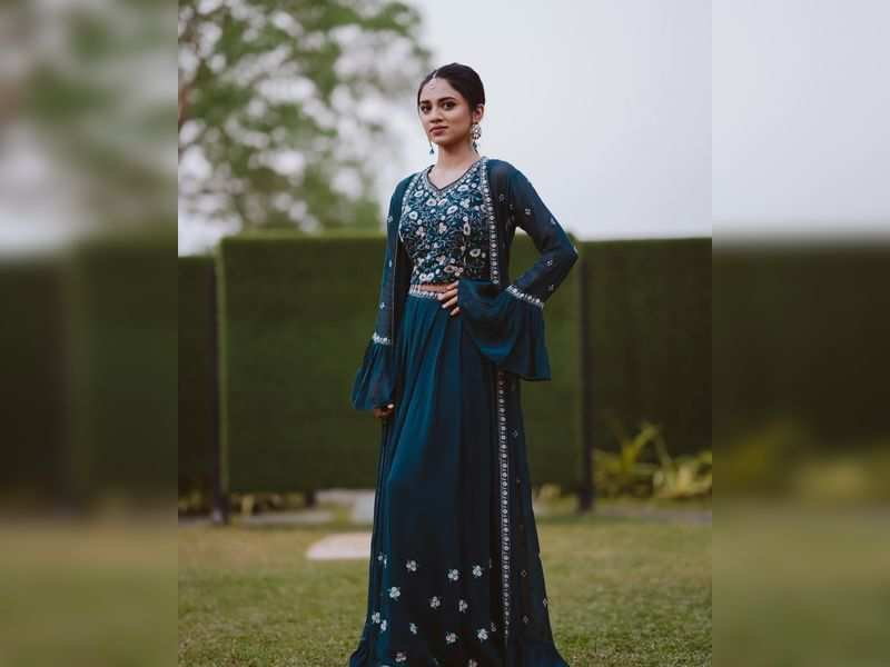 Meenakshi Dileep's stylist gets emotional after dressing her up for Nadhirshah's daughter's wedding