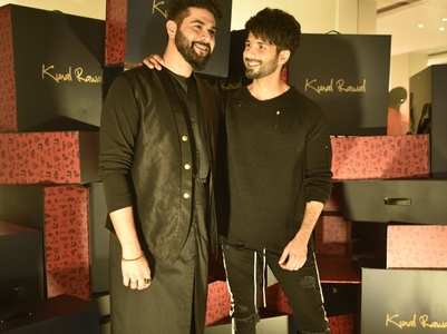 Kunal Rawal on styling Shahid Kapoor