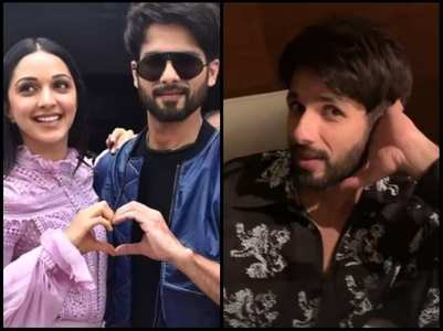 Watch: Kiara's b'day wish for Shahid