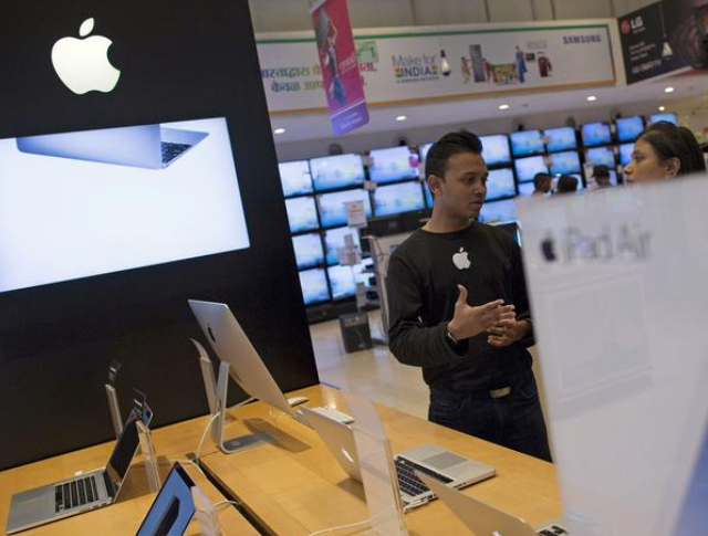 Apple iMac may come in different colour options