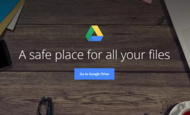 What is Google Drive and how does it work?