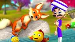 Watch Latest Children Bengali Nursery Story 'Clever Fox & Foolish Hunter' for Kids - Check out Fun Kids Nursery Rhymes And Baby Songs In Bengali