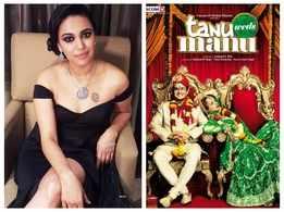 Swara on 10 years of 'Tanu Weds Manu'
