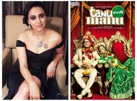Swara on 10 years of 'Tanu Weds Manu'