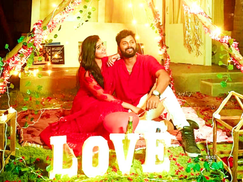Deepak Kumar finally opens up on his love life; thanks girlfriend Abi Navya for making his birthday memorable (Photo - Instagram)