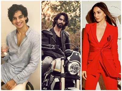 BWood pour in wishes for Shahid's birthday
