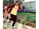 Pawan Singh shares a few stills from his upcoming Holi song