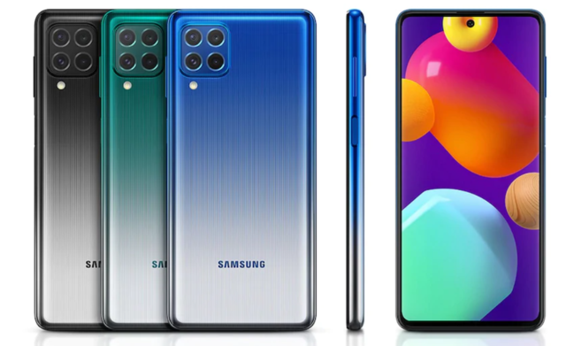 Samsung Galaxy M62 with 7,000 mAh battery launched