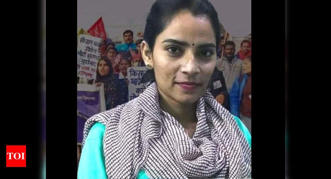 Haryana Police refutes Naudeep Kaur's charge of assault as 'baseless' | Chandigarh News – Times of India