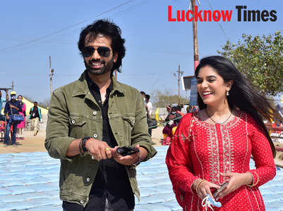 PICS! Pooja-Arhaan shoot for 'Mann Ki...'
