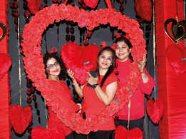 Love in the air at this do in Banaras