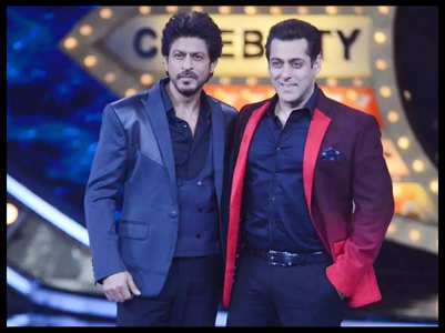 Pics: Salman joins SRK on the sets of Pathan