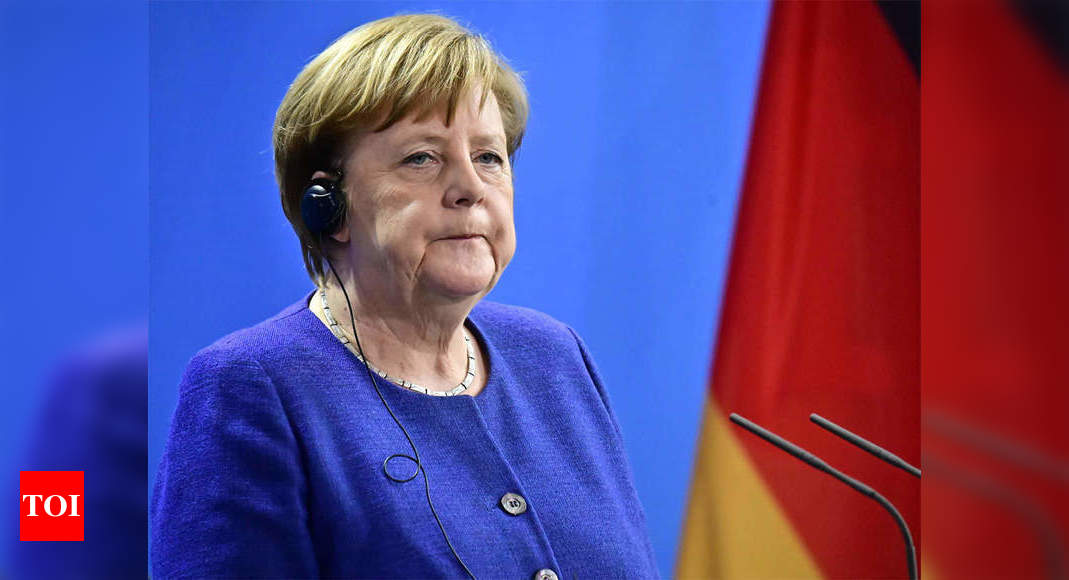 Merkel warns of Covid 3 wave if Germany does not open cautiously