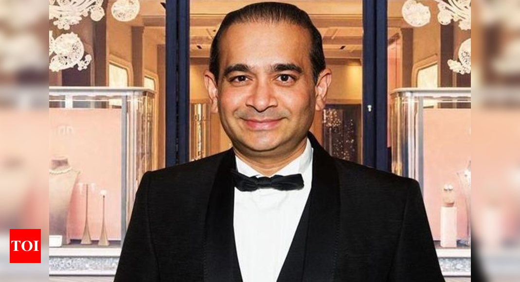 UK court orders extradition: What's next for Nirav Modi - Times of India