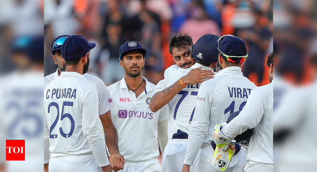 India's win equals record for the shortest Test match ever