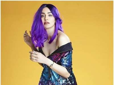 Adah Sharma's quirky and bright hairstyles!