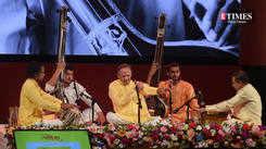 Pandit Vijay Koparkar performed 'Shat Janma Shodhitana'  from Sanyastha Khadga