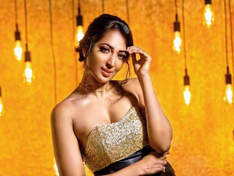 Disha's set for her second movie with Sanchari Vijay