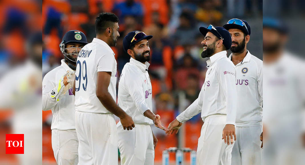 India vs England: Records broken and achieved in the third Test | Cricket News – Times of India