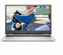 Dell INSPIRON D560350WIN9SL Laptop AMD Ryzen 5 -3450U AMD Radeon Vega 8,  8GB  512GB SSD Windows 10 Home Basic
