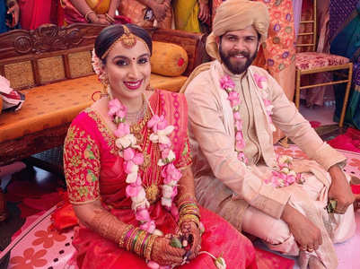 Krishna Shetty marries dentist Pragya Shetty