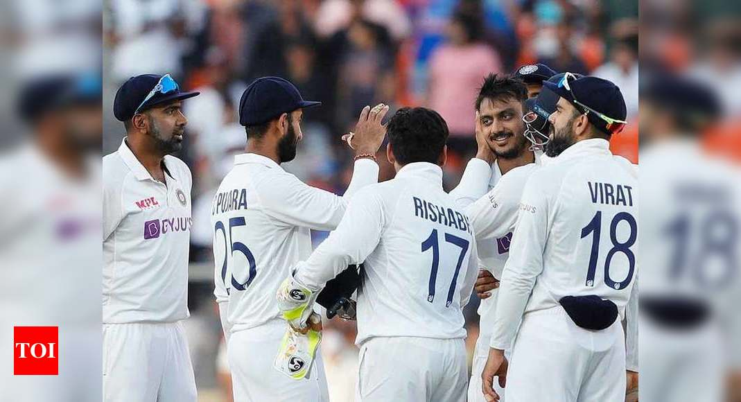 3rd Test: India beat England by 10 wickets to complete two-day victory