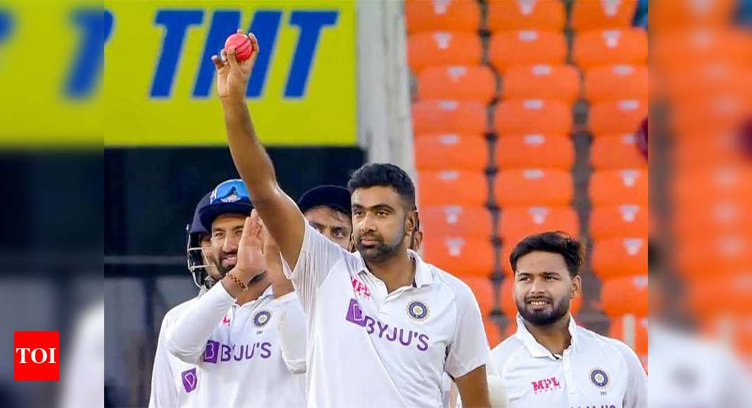 R Ashwin becomes second fastest to take 400 Test wickets
