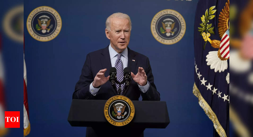 Biden's early policy 'smacks of Trumpism': China state media
