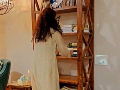 Kangana decorates her brother's house