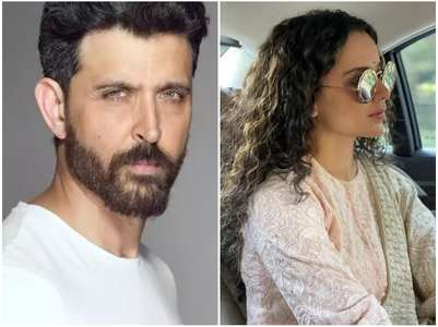 CIU summons Hrithik in case against Kangana