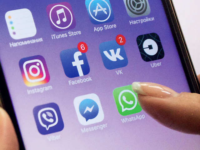 Messaging apps may lose biggest USP