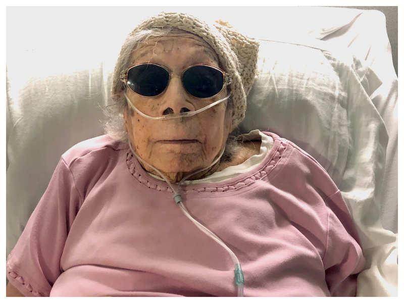 105-year-old woman beats COVID, gives credit to gin-soaked raisins