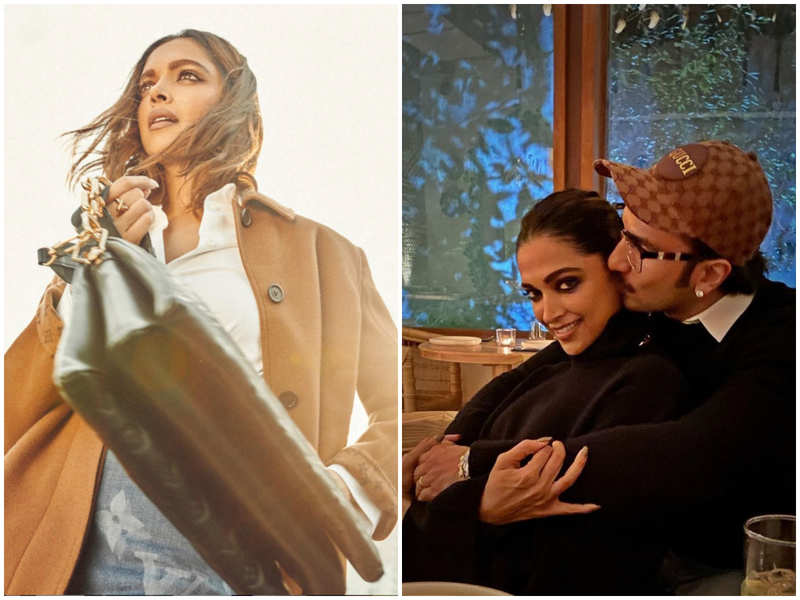 Ranveer Singh gushes over Deepika Padukone's latest photo as he drops a cute comment