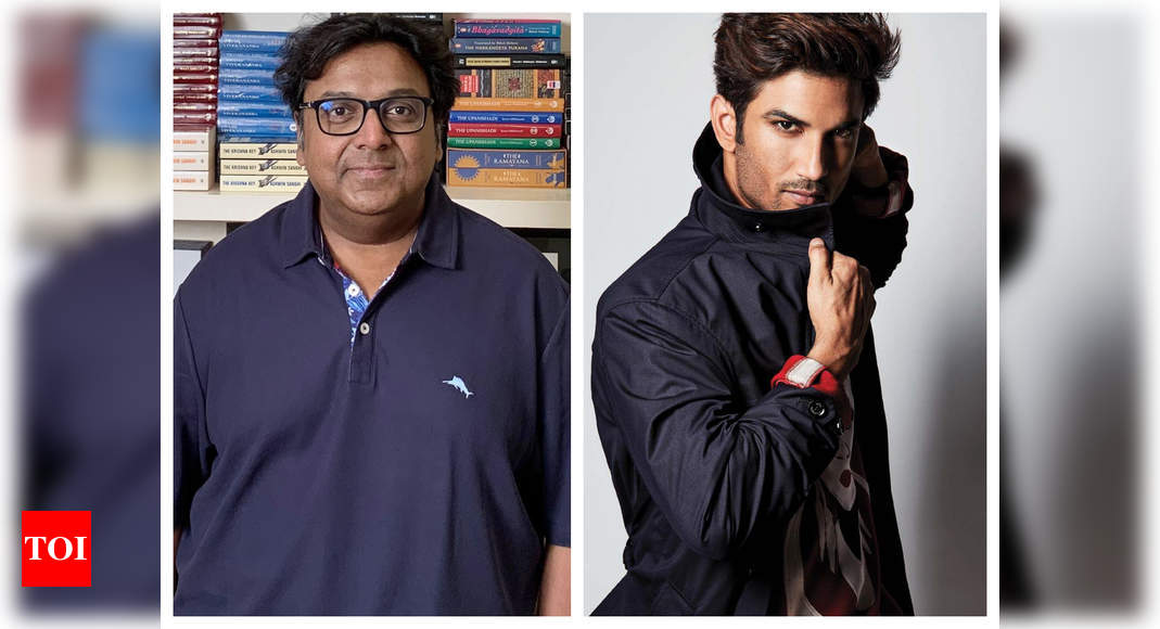 Ashwin Sanghi on his dream to cast SSR