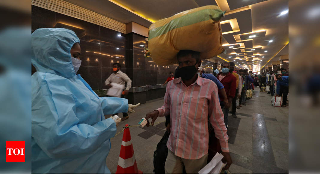 Coronavirus rise in India localised to 6 states; Maharashtra biggest contributor to active cases