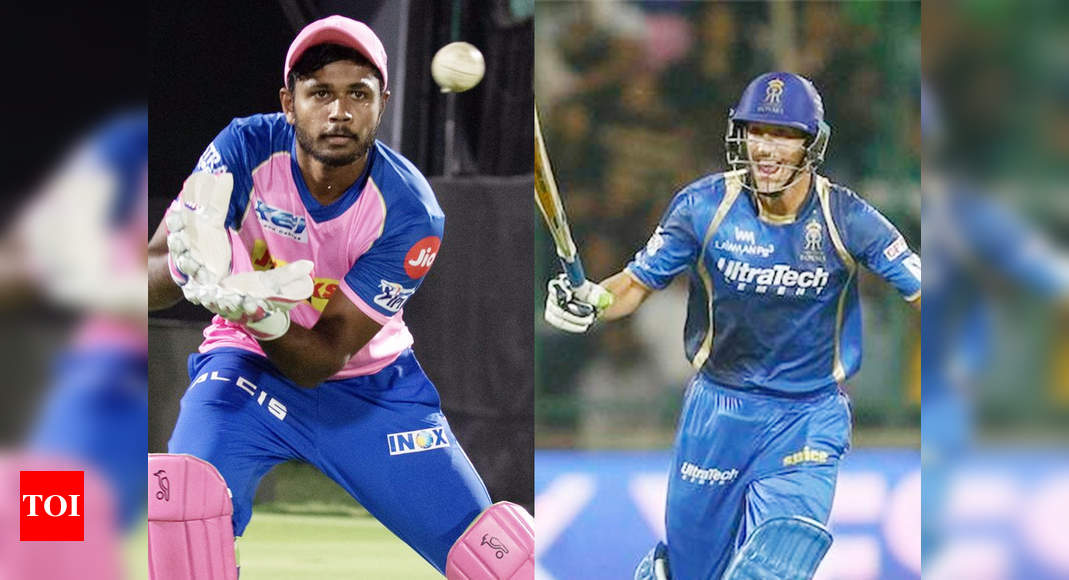 Chris Morris was always on our radar, want to build the team around Sanju Samson, says Rajasthan Royals C - Times of India