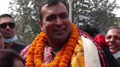 MasterChef UK runner-up Santosh Shah gets warm welcome back home in Nepal