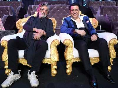 Indian Idol: Shakti Kapoor praises Govinda