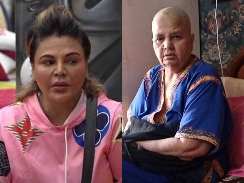 Exclusive! Rakhi Sawant's mother's interview from hospital: My daughter is looking after me but I am sad that she didn't win Bigg Boss 14
