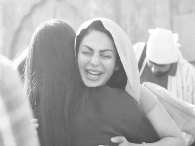 Wamiqa Gabbi shares a beautiful video of 'Kali Jotta' mahurat day