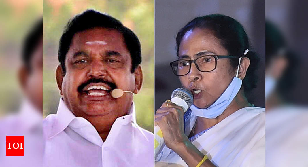 TN, Bengal governments announce last-minute schemes to woo voters